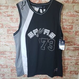 Spurs '73 G-lll Sportwear Jersey XL NWT